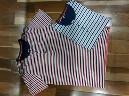 camisetas masculina, nas 2 cores!