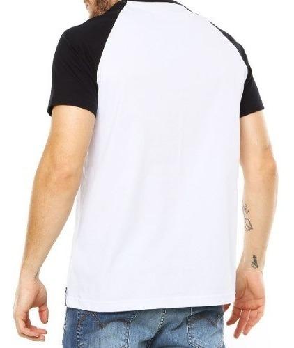 camisetas masculinas filmes terror anabelle boneca raglan