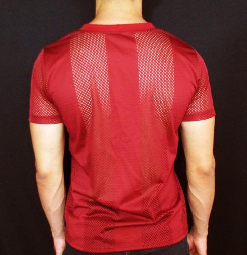 camisetas masculinas transparente tela listrada bordô