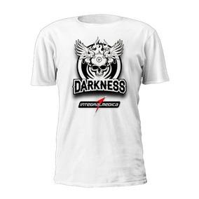 8cc1dcffa62c7 Camiseta Futebol Americano Integralmedica Darkness - Calçados ...