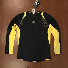 9da2c5e8268ab Camisa De Corrida Adidas no Mercado Livre Brasil