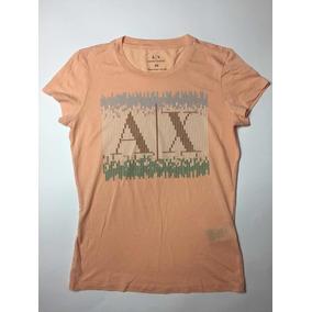 6bb06e6c2a18a Camisetas Armani Exchange Mujer Original - Ropa y Accesorios en ...