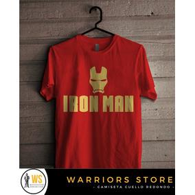 7e91fb4f4aa3e Camiseta De Iron Man Para Mujer en Mercado Libre Colombia