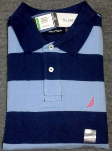 camisetas nautica tipo polo  100% original
