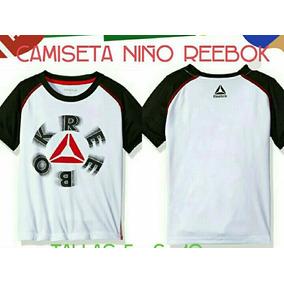 d91eb27fbbf Camiseta Reebok Blanca en Mercado Libre Colombia