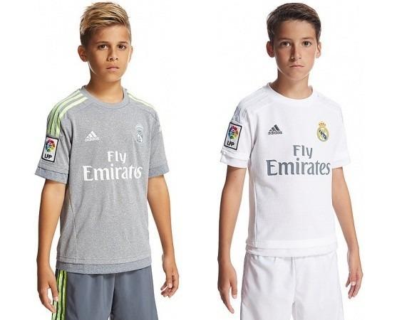 Camisetas De Niños De Real Madrid c6e3873beb6b0