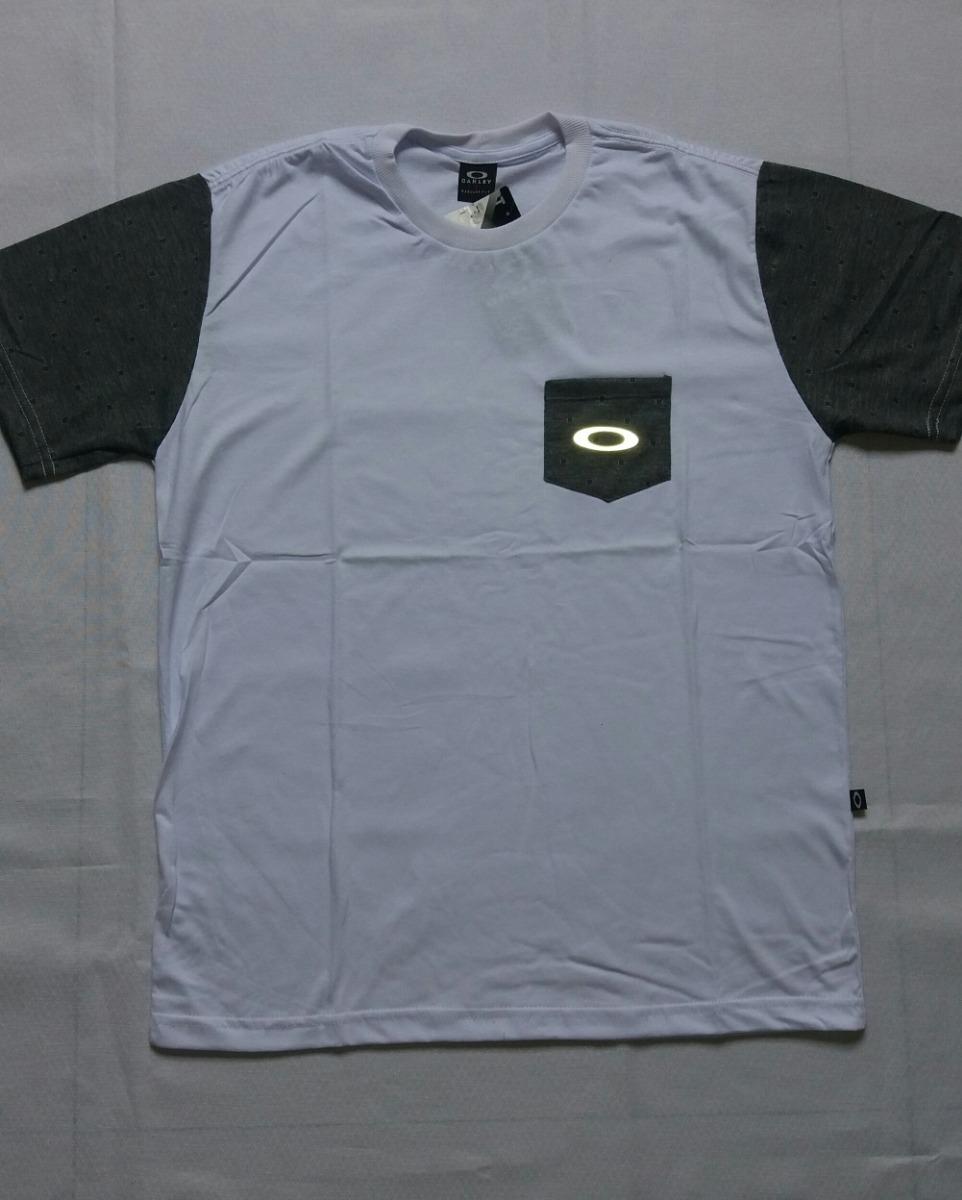 camisetas oakley masculina vários modelo de camiseta oakley. Carregando  zoom. 53c4ac82028a2