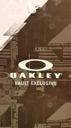 camisetas oakley vault exclusive originales