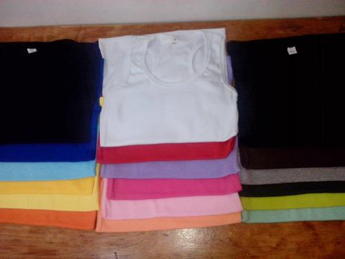 camisetas olimpicas 100% algodon al mejor precio