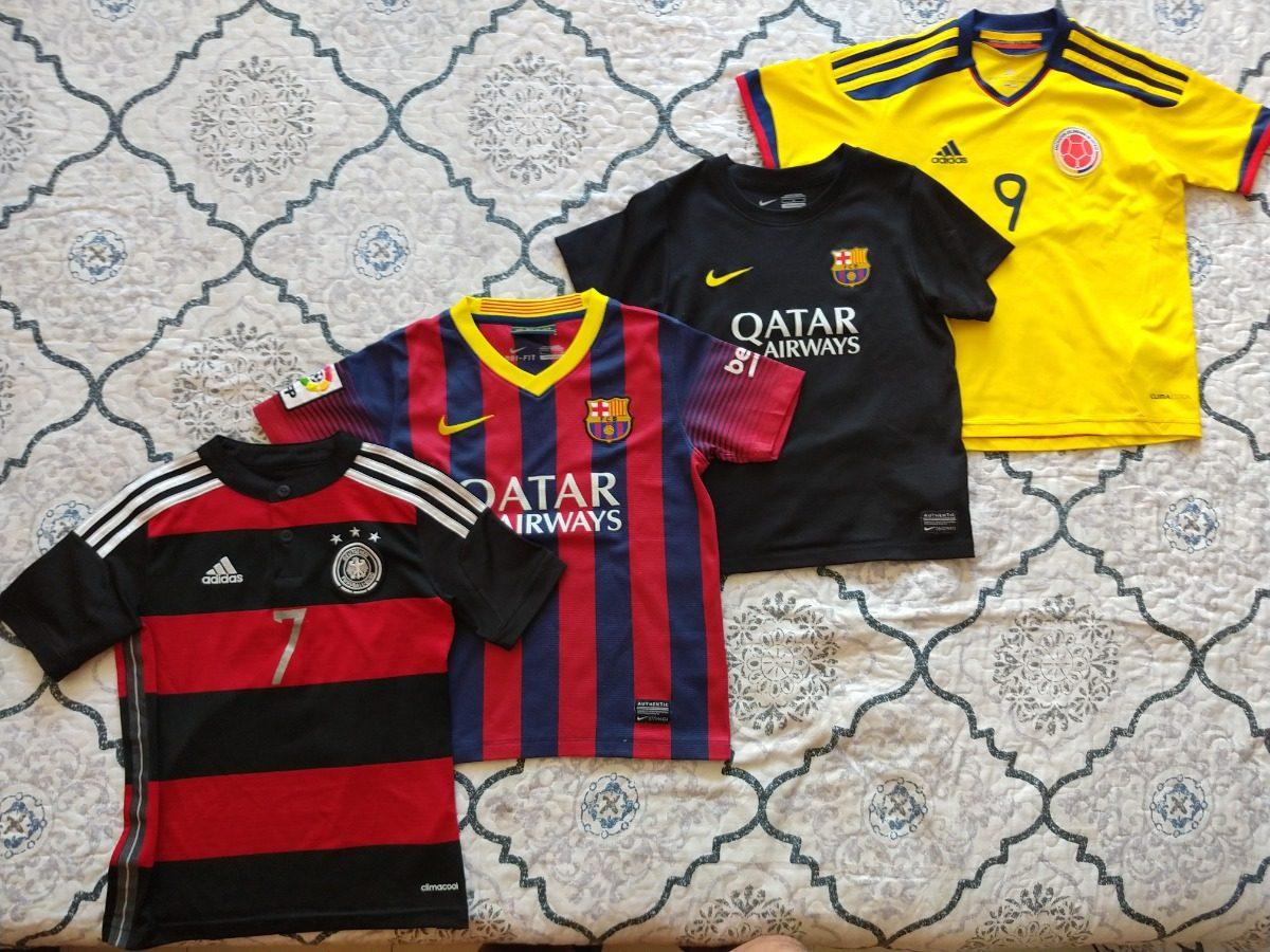 Camisetas Originales Futbol Niño Selecciones Y Equipos -   100.000 ... 00208642b4fee