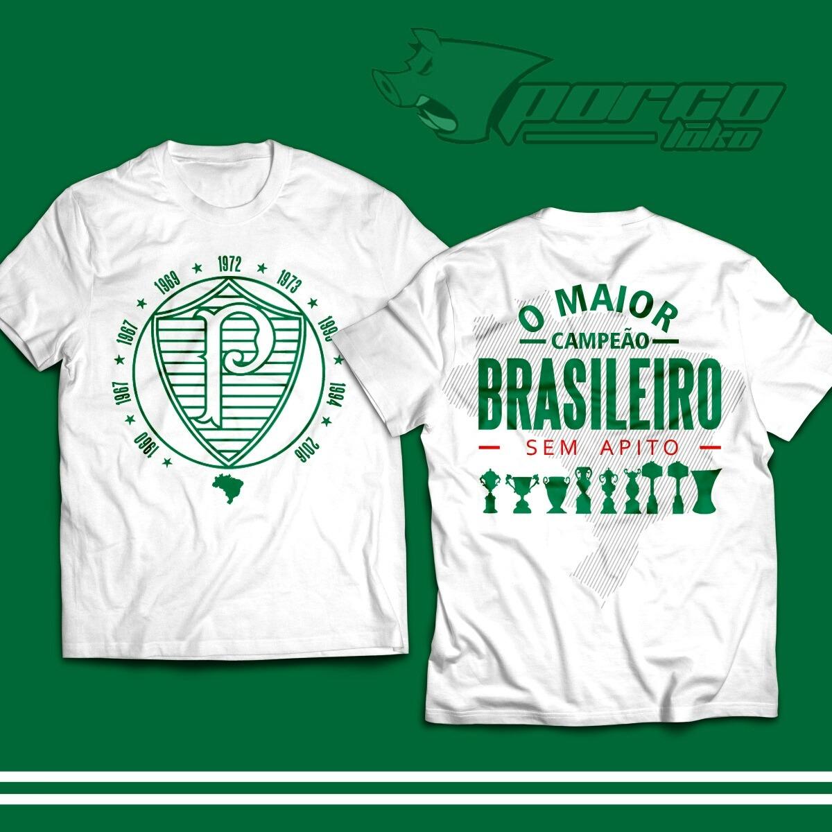 camisetas palmeiras personalizadas futebol. Carregando zoom. b2c7edb23f058