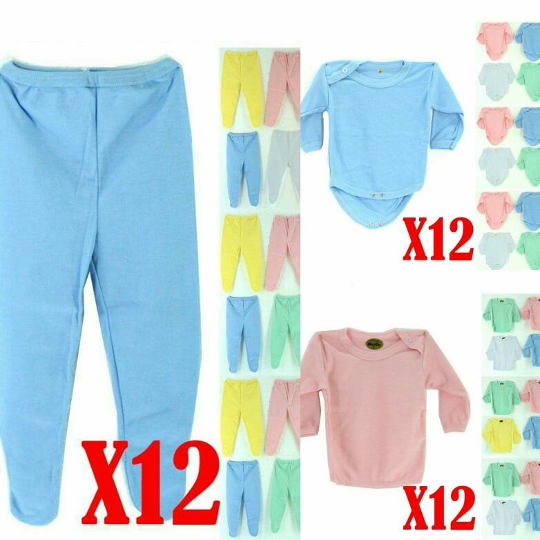 59e22c7a3d Super Pack X12 Panty Body Y Camisetas Para Bebé -   35.000 en ...