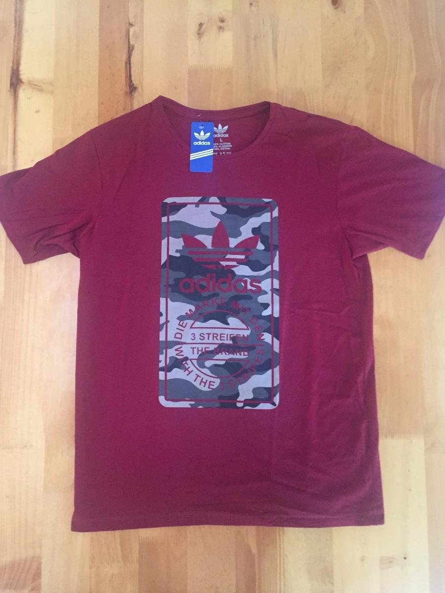 Camisetas Para Hombre Estampado adidas -   25.000 en Mercado Libre 3508d658d07