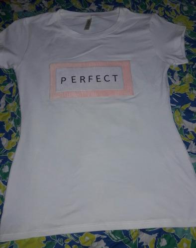 camisetas para mujer