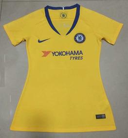 404036fff Camiseta Chelsea Amarilla - Camisetas de Fútbol en Mercado Libre Chile