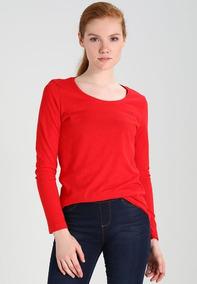 8d83be76f Camisetas Tommy Hilfiger Para Mujer - Ropa y Accesorios en Mercado ...