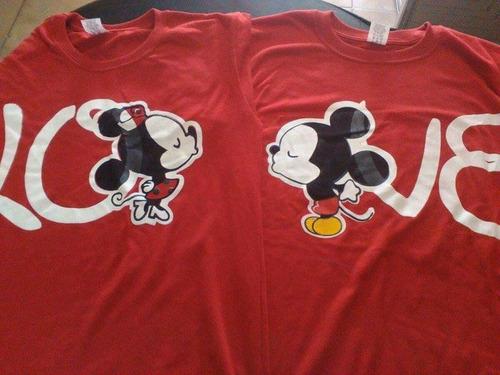camisetas para pareja