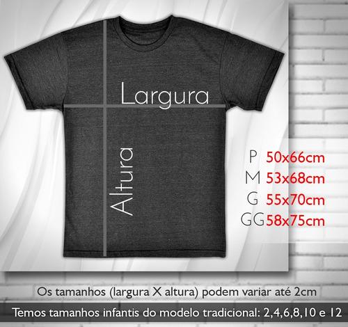 Camisetas Personalizada Gospel Fé Todo Santo Dia - R  42 39fef3e78132a