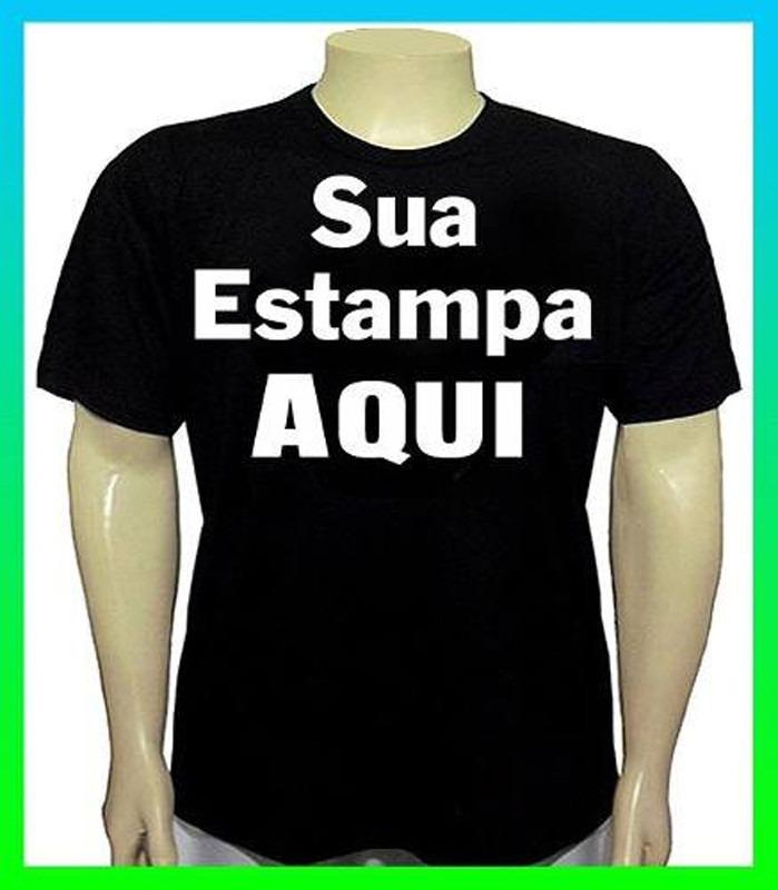 Camisetas Personalizadas 100% Algodão - Super Promoção!!! - R  29 fd858bfc6e9