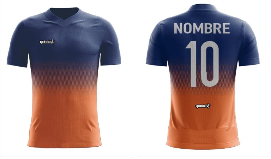 ac032a0ef camisetas personalizadas de futbol yakka. Cargando zoom.