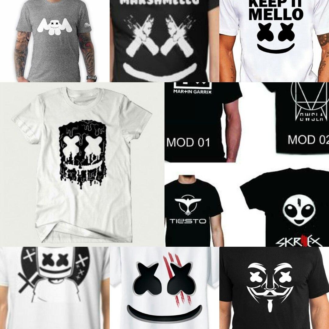41e8deaa4b7a4 camisetas personalizadas diseños djs marshmello aw martin g. Cargando zoom.