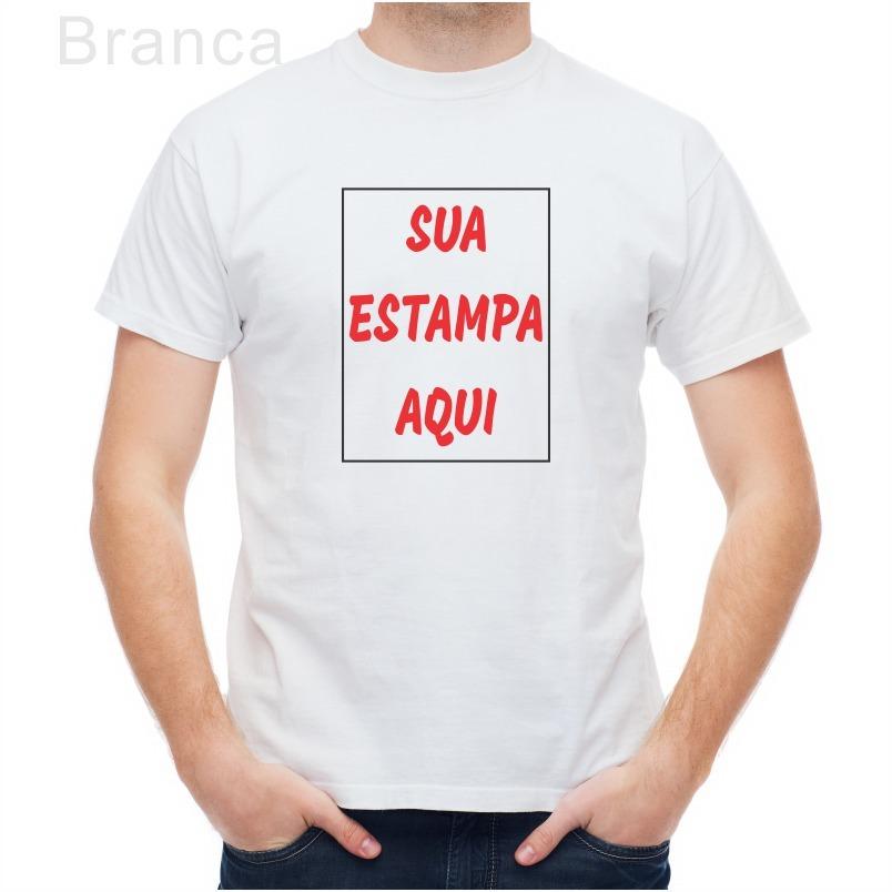 dad9a1e7e camisetas personalizadas estampa tamanho a4. Carregando zoom.