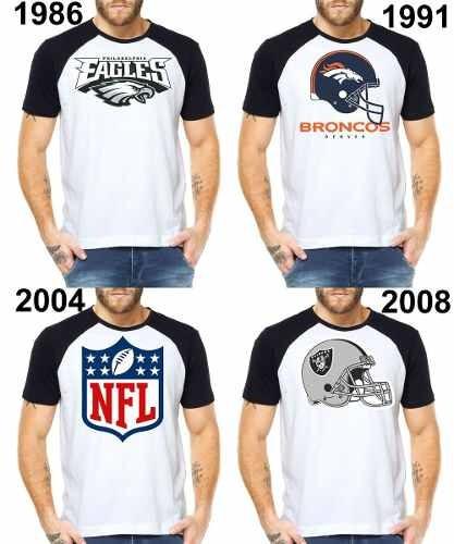Camisetas Personalizadas Futebol Americano Jogador Estampas - R  36 ... d825d517c21a2