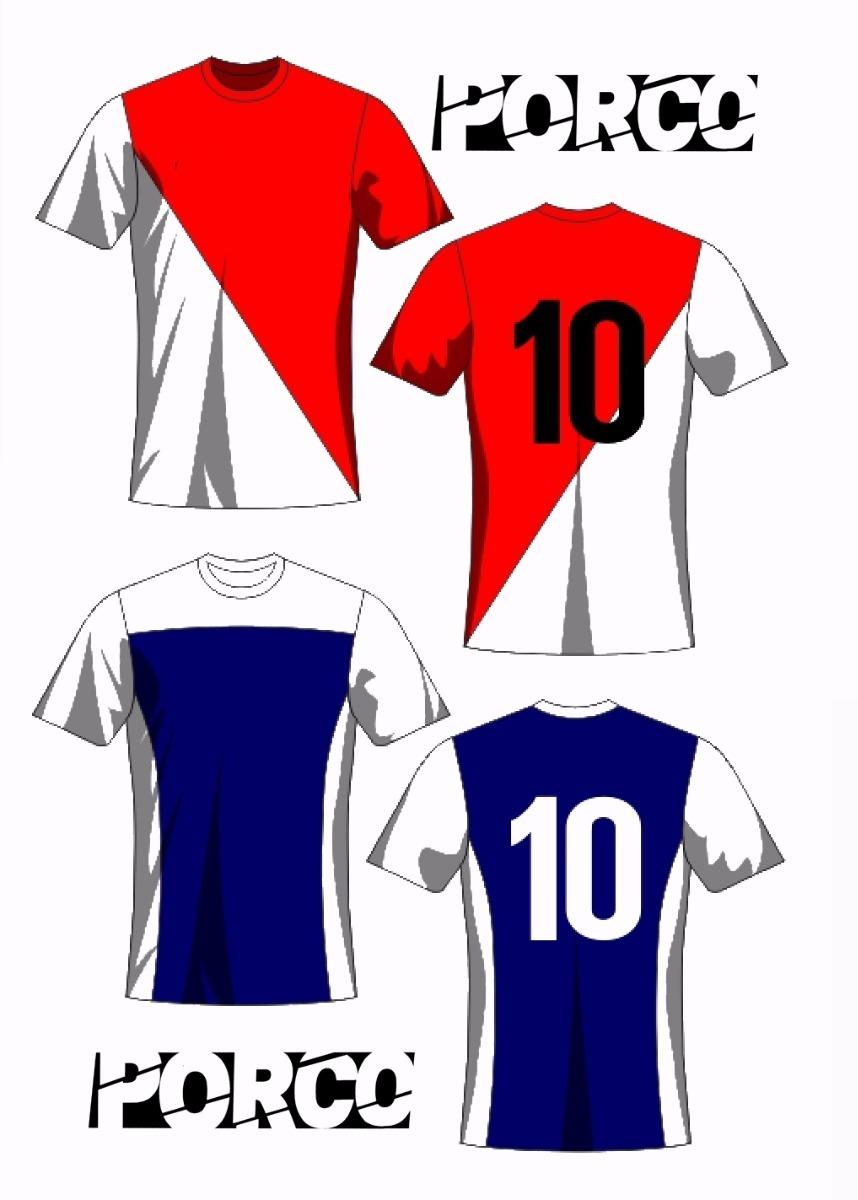 Camisetas Personalizadas Para Equipos! Futbol Voley Hockey -   350 ... 9ce76b489a461