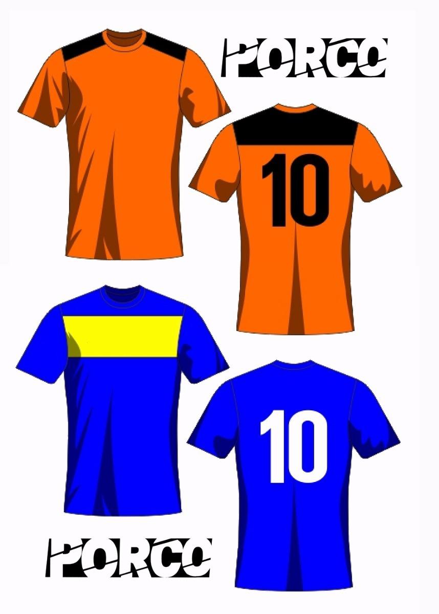 Camisetas Personalizadas Para Equipos! Futbol Voley Hockey -   350 ... 197dbadce5d0e