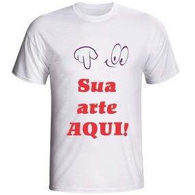 de07349de5 Camisetas Personalizadas - Camisetas Manga Curta em Governador Valadares no  Mercado Livre Brasil