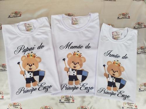camisetas personalizadas para festa