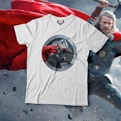 camisetas personalizadas qualquer estampa (branca)