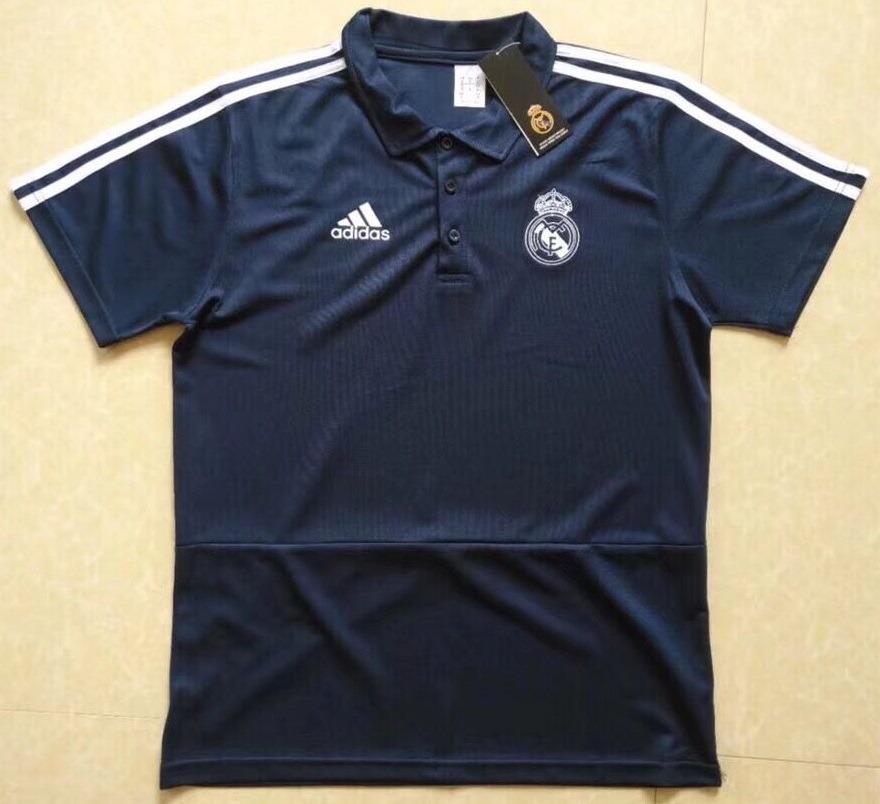 71a42cc059d64 Camisetas Polo Futbol Real Madrid España 2018 -   39.990 en Mercado ...