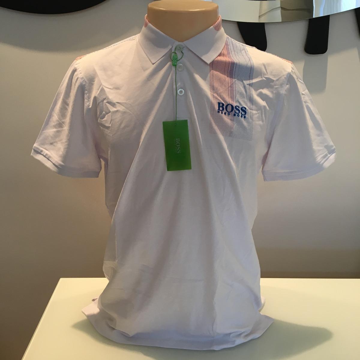 camisetas pólo - hugo boss - original - pronta entrega. Carregando zoom. 2f64e24d022