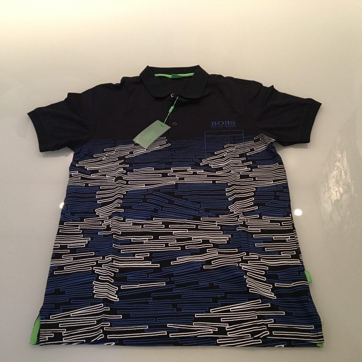 camisetas pólo - hugo boss - original - varios modelos. Carregando zoom. 93ed83de7f2