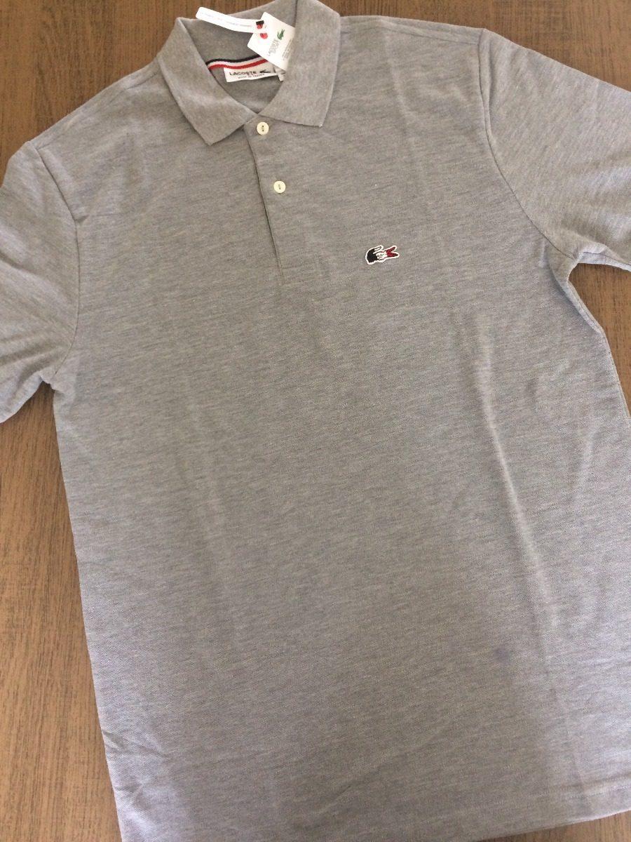 ... Camisetas Polo Lacoste France Frete Grátis Peruanas! - R 159,99 em . c6cb5b31ca