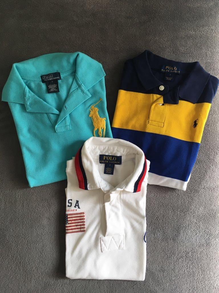 feddb9a505 camisetas polo ralph lauren infantil original tommy lacoste. Carregando zoom .