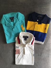 f6b6f23cfc8 Camisetas Polo Ralph Lauren Infantil Original Tommy Lacoste
