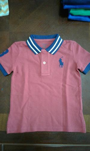 camisetas polo talla 2t