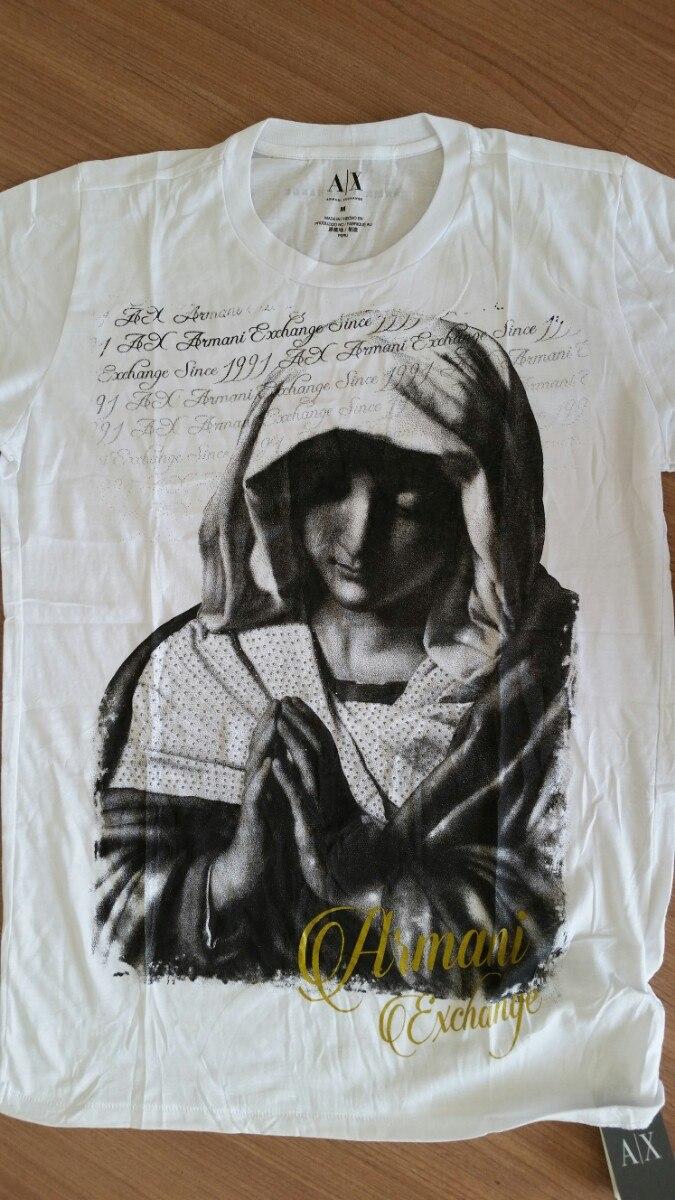 f316f577b81 camisetas polos armani exchange. Carregando zoom.