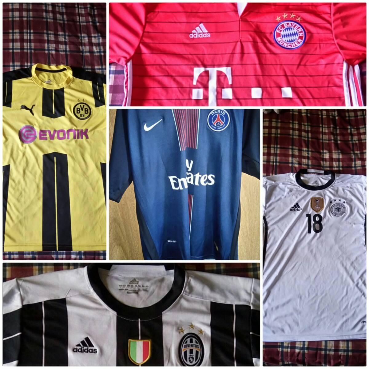 Camisetas Por Mayor Fútbol Europeo -   11.000 en Mercado Libre a2b5e2a64b067