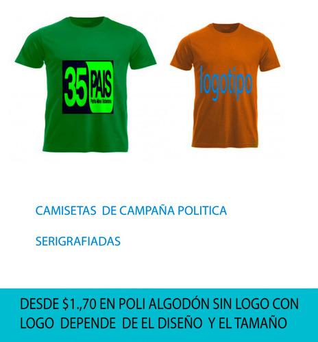 camisetas publicitarias baratas