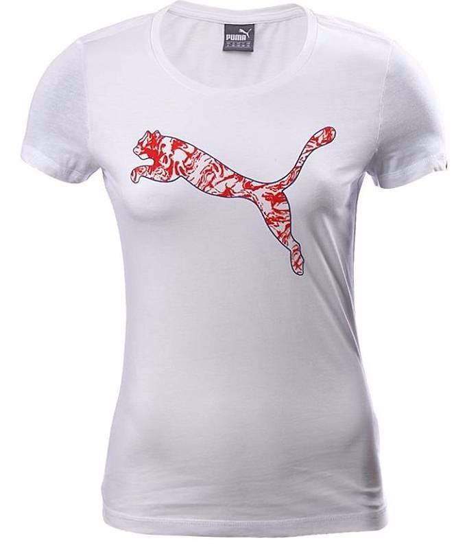 camisas puma mujer