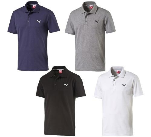 camisetas puma tipo polo 100% originales e importadas.