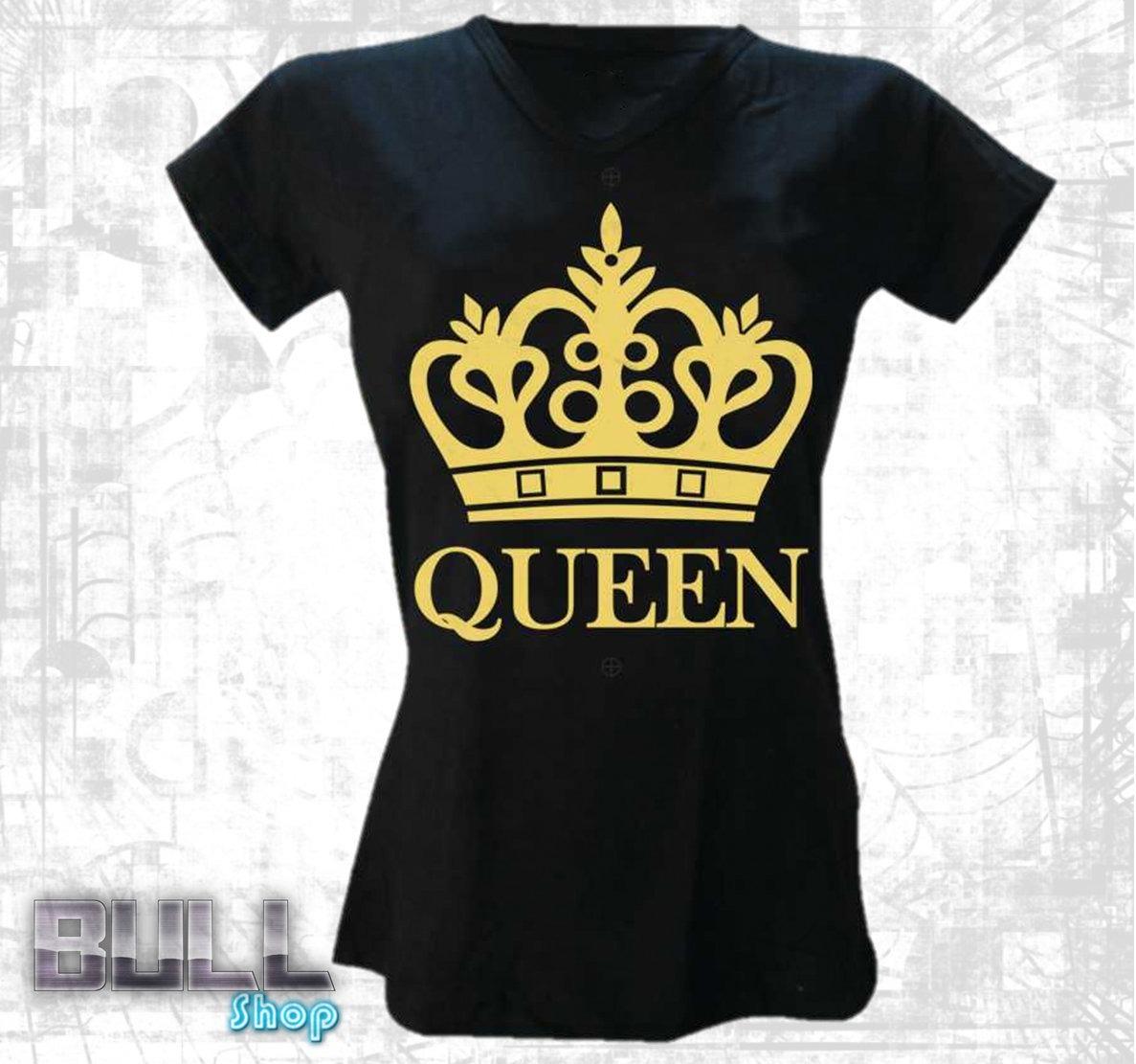 Compra Rey reina princesa camisetas online al por mayor de