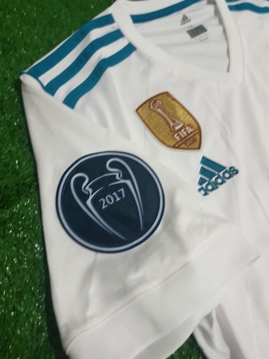 Camisetas Real Madrid 2017 2018 -   97.000 en Mercado Libre 6c52129a044db