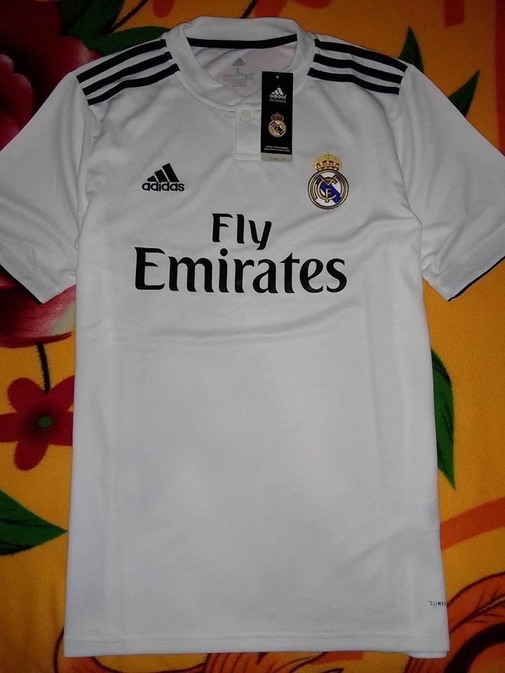 liebre Último tienda  Camisetas Real Madrid España No adidas Nike Under Armour - S/ 134,90 en  Mercado Libre