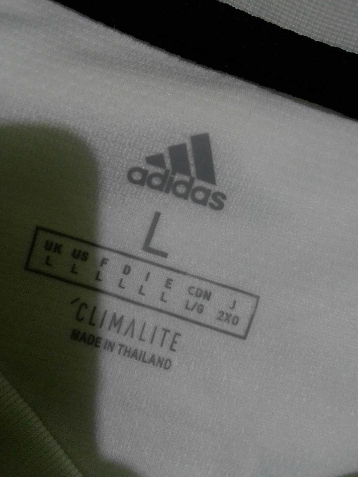 cubo Electrizar pastel  Camisetas Real Madrid No adidas No Nike No Under Armour - S/ 134,90 en  Mercado Libre