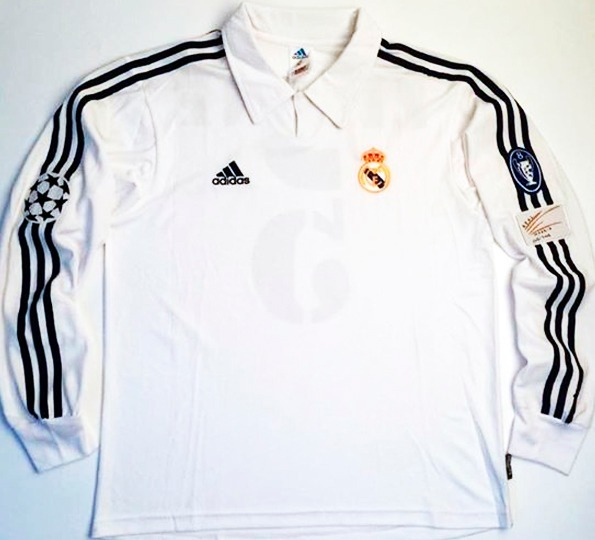 Camisetas Retro Real Madrid Barcelona Arsenal Milan Y Mas ... af83a51dfd7ca
