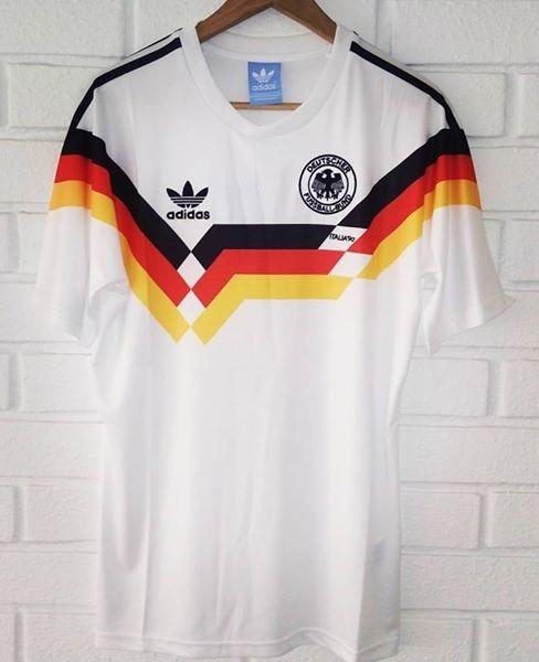 minorista online 1ad6b 550bc Camisetas Retro Selecciones Alemania Brasil Holanda Francia